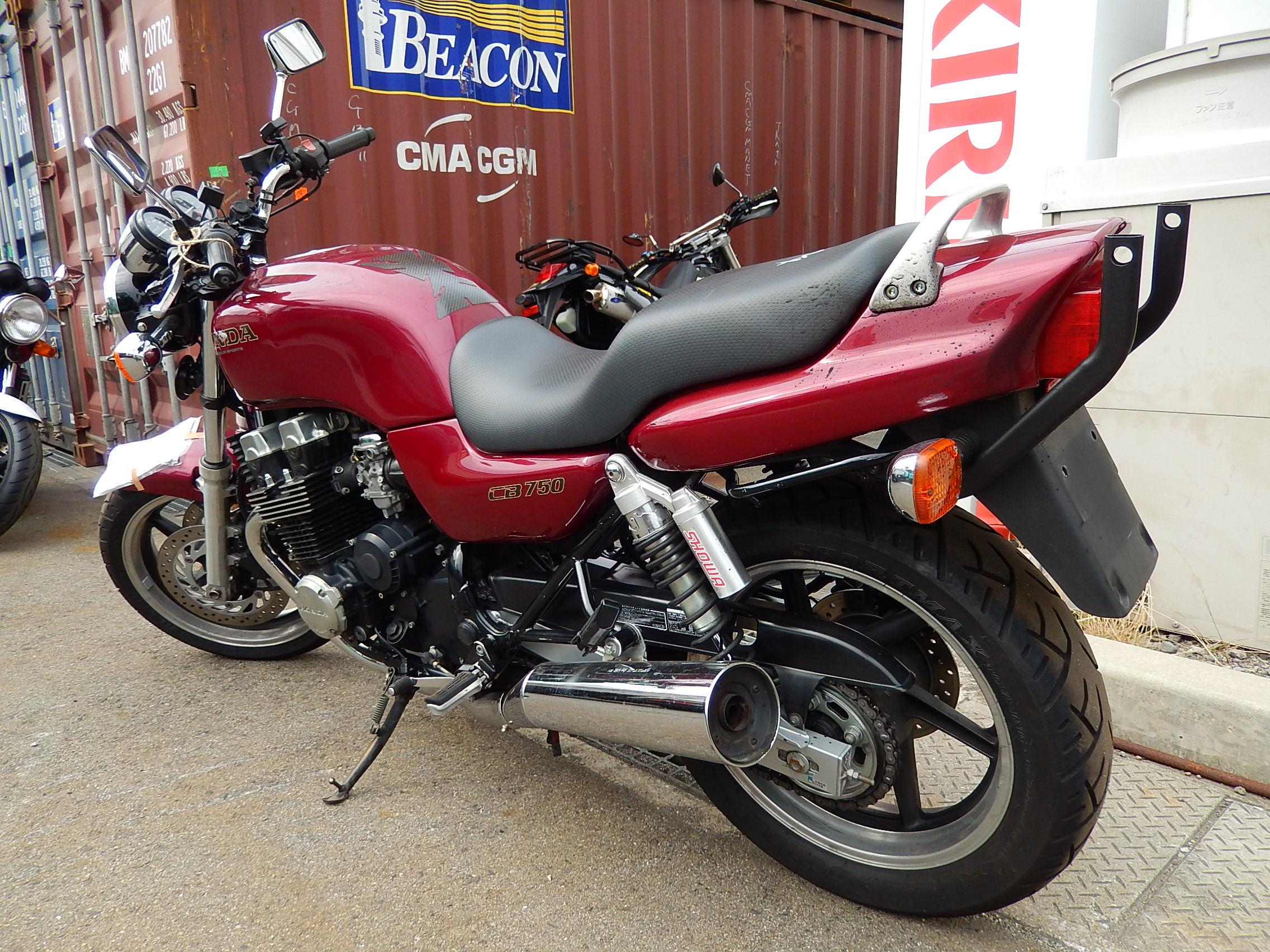 Honda CB1 продажа мотоциклов - moto.drom.ru