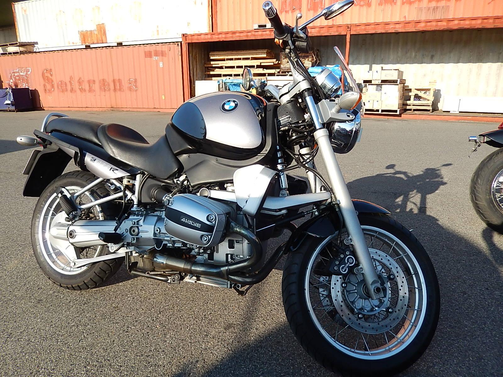 Личный опыт BMW R11 R 1994 - Обзор мотоцикла
