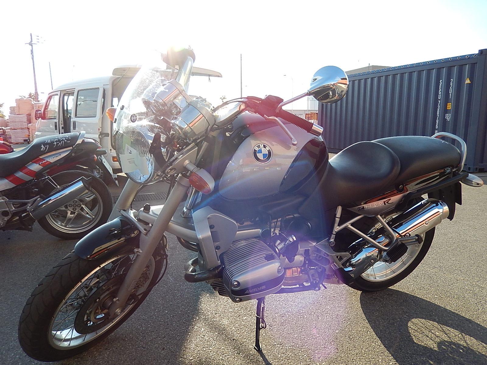 Мотоцикл BMW R11 RS из Японии без пробега по РФ