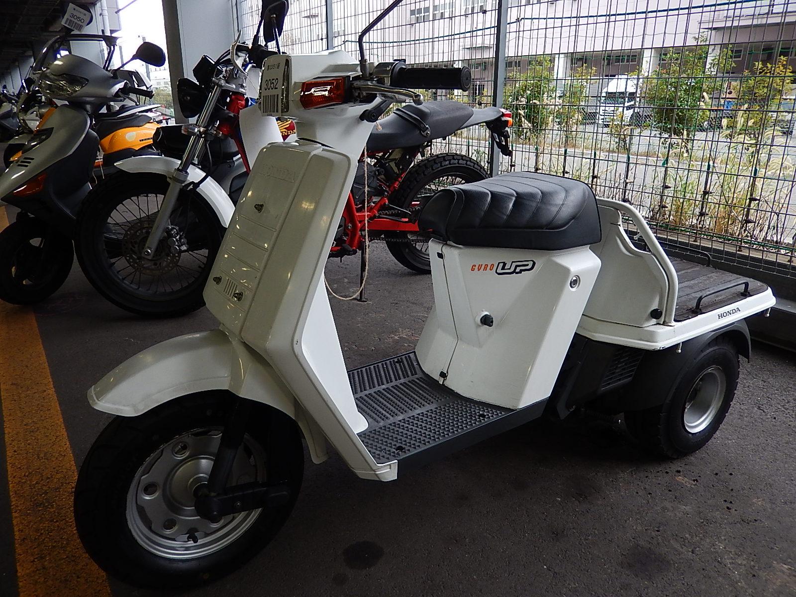 3-х колесный скутер Хонда Гуро Ап купить в Нижегородской ...