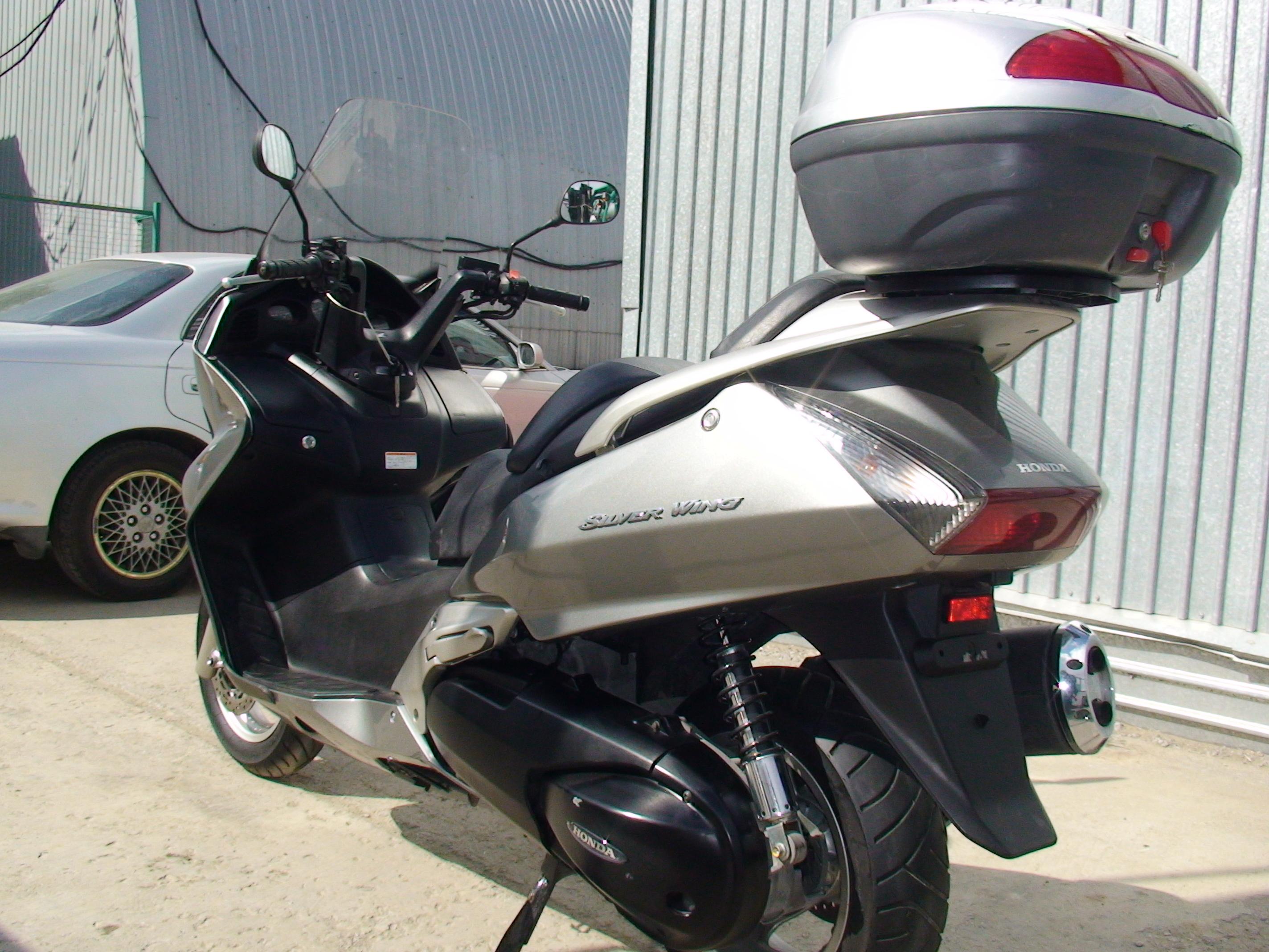 honda silver wing 400, 2002 г.в.