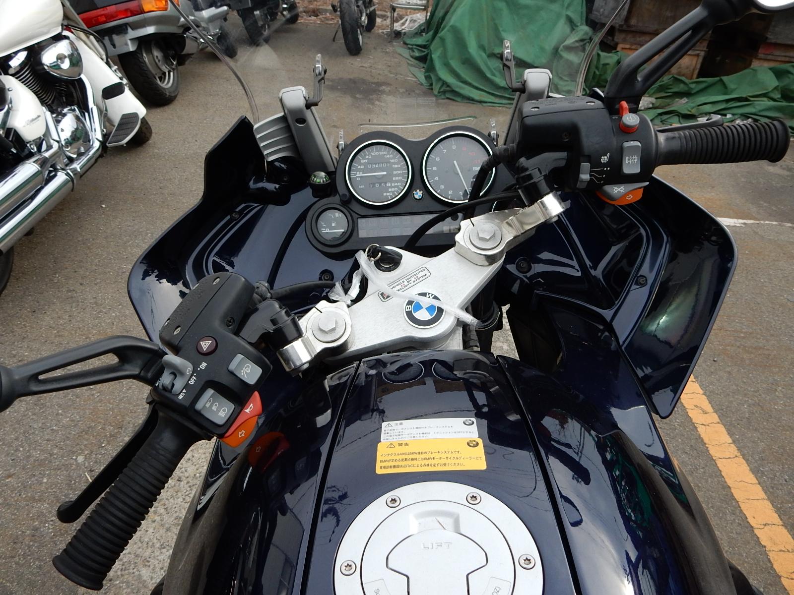 Мотоцикл BMW k1200gt #8