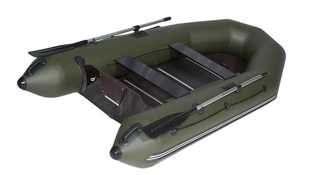 лодка лоцман м-300 жс киль+слань