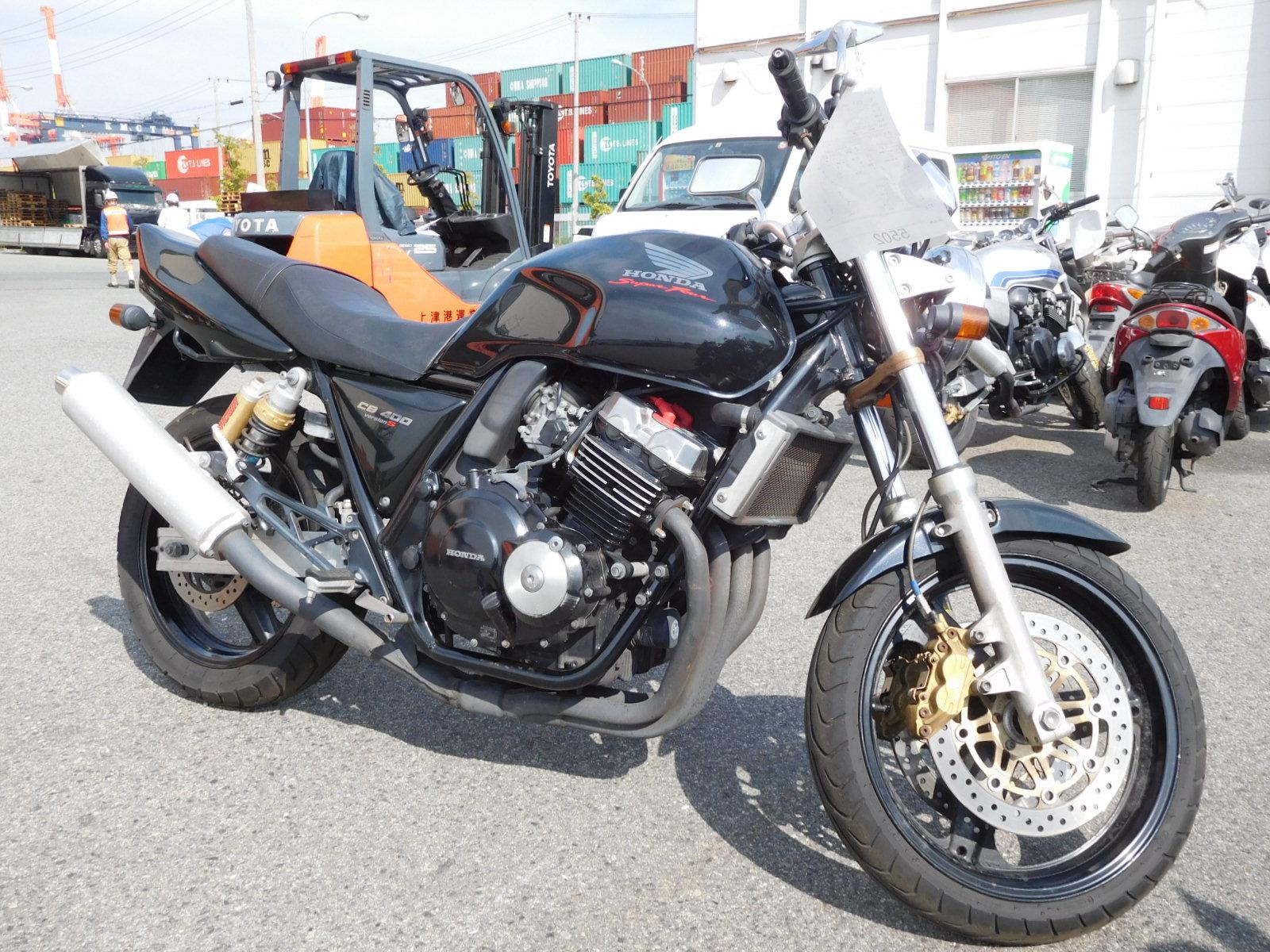 смотреть история мотоцикла honda cb400