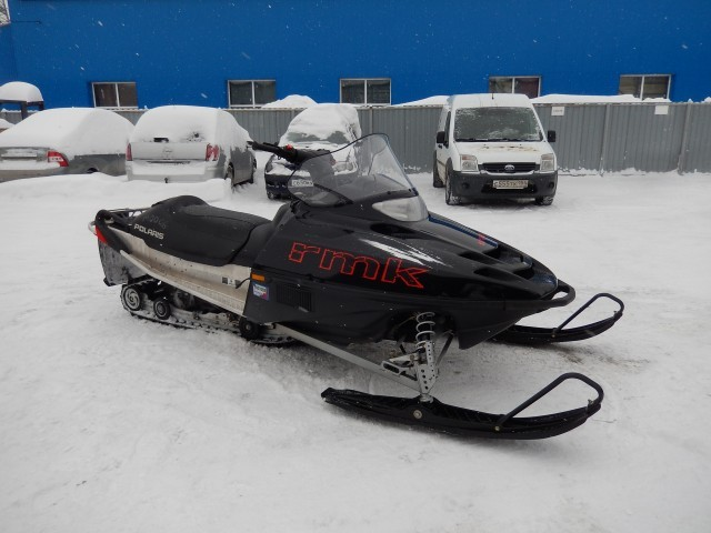 POLARIS TRAIL RMK 136