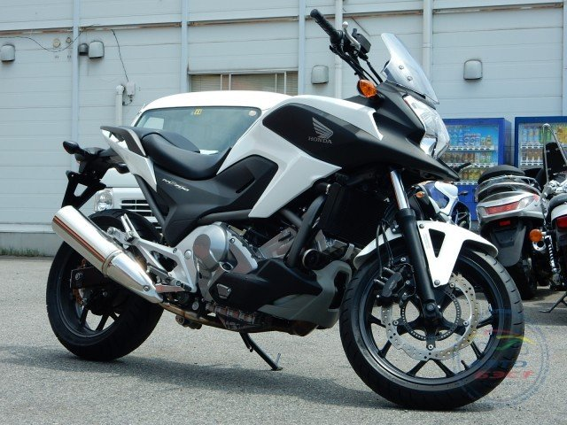HONDA NC700X AUTOMATIC TRANSMISSION ABS