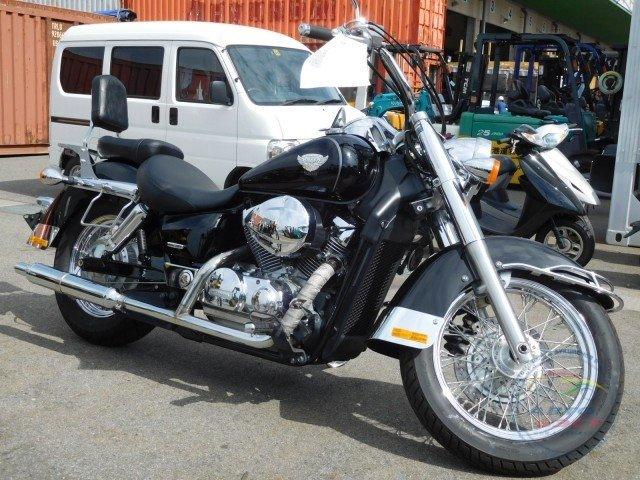 HONDA SHADOW 750 FI