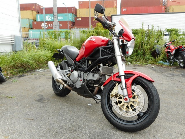 DUCATI MONSTER M1000Sie