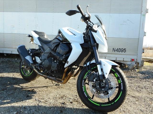 Кавасаки Z750, отзывы владельцев о мотоцикле Kawasaki Z750