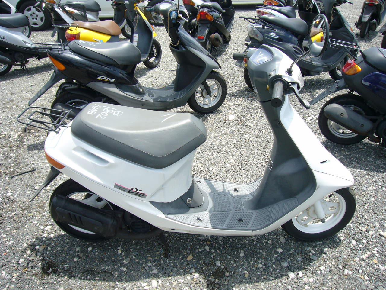 Мопеды и скутеры - купить скутеры Хонда, Ирбис и Сузуки бу ...