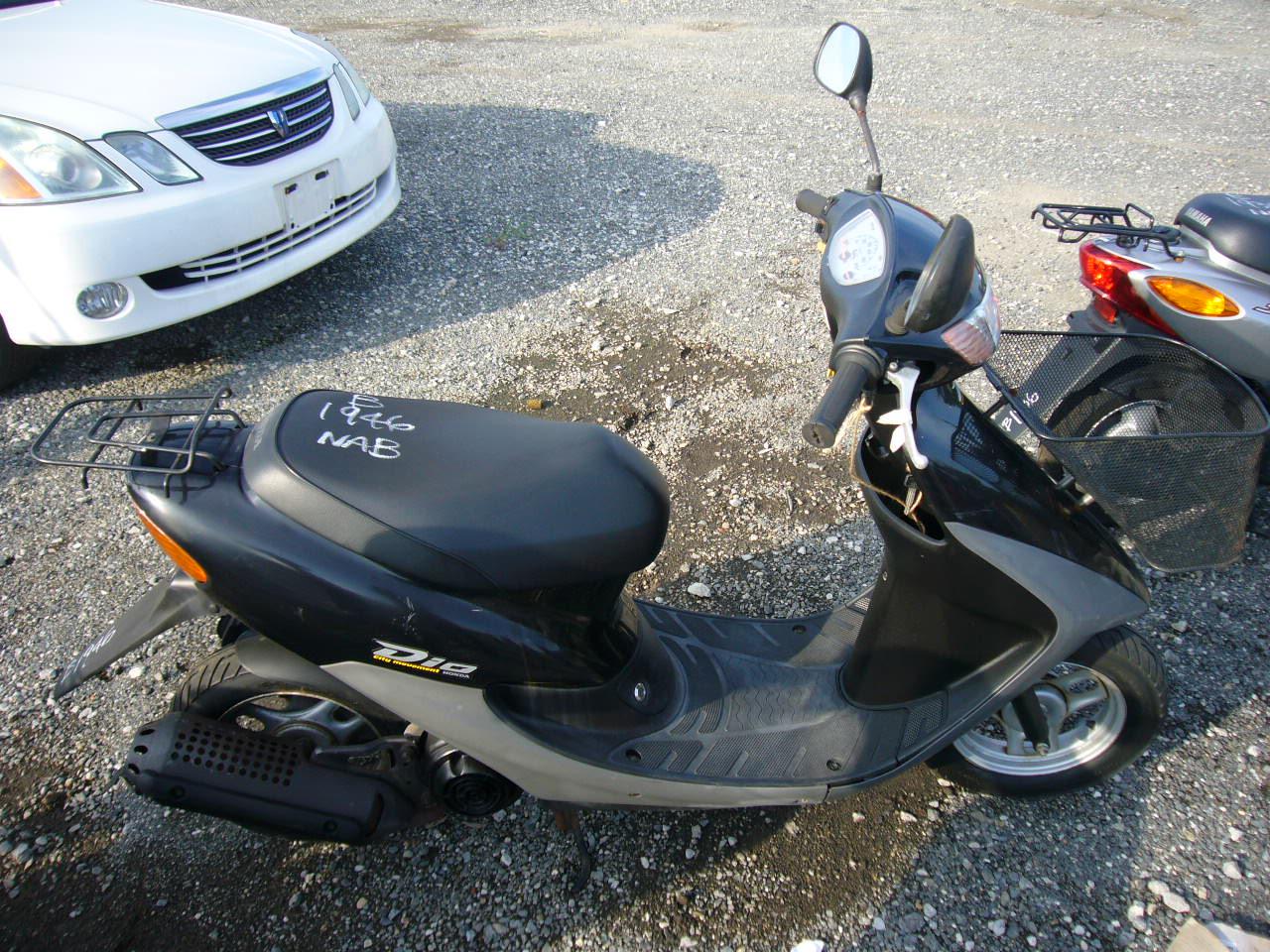 Скутер Хонда дио 2