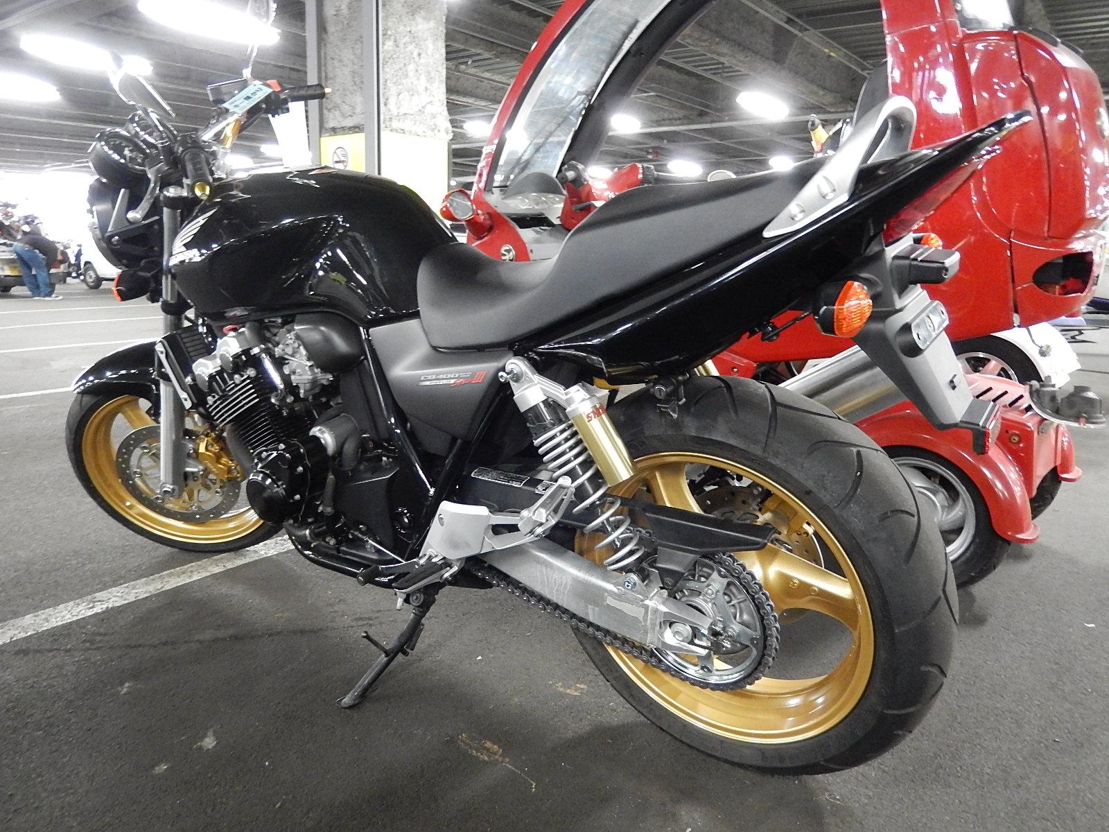 Honda CB400 SF Vtec 3, 2005г купить в Пермском крае на ...